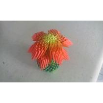 Flor De Origami En 3d