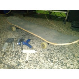 Skateboard Foundation Patineta Complete Circa Emerica Skate