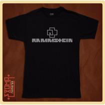 Remera Rammstein Estampada (rock) - Exoma