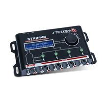 Procesador Stetsom - Stx2448 Crossover + Ecualizador 15 Band