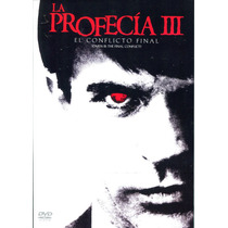 Dvd La Profecia 3 ( Omen 3: The Final Conflict ) 1981 - Gra