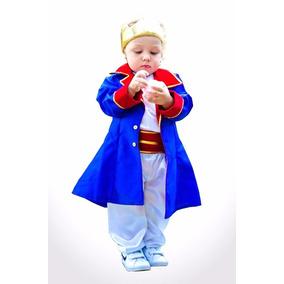 Fantasia Pequeno Príncipe Luxo Completa