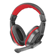 Auricular Gamer Ziva Trust Headset Microfono + Adaptador Pc