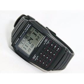 Reloj Casio Dbc32 Caballero Data Bank Calculadora Original