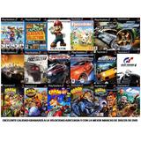 Juegos Ps2(catalogo Al Ofertar,más De 500 Juegos)