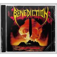 Benediction - Subconscious Terror Cd
