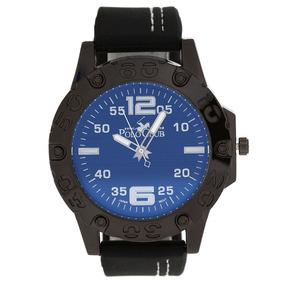 Reloj Hombre Moda Casual Polo Club Rlpc 2504 A Royal London