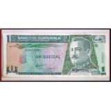 Dante42 Billete Guatemala 1 Quetzal 1994