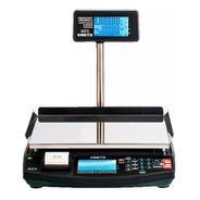 Balanza Kretz Aura 30 Kg Con Impresor Ticket Bateria Cuotas