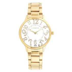 b8994b6961b Relogio Feminino Dourado - Relógio Lince Feminino em Rio de Janeiro ...