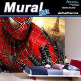 Murales Viniles Spiderman Winie Pooh