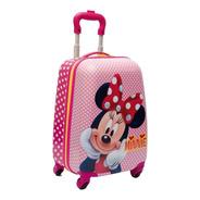 Mala Malinha Infantil Minnie Mouse Rosa Tam G Sestini 2019