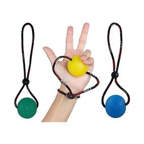 Stringyball (set De 3) Bolas De La Tensión En Una Cuerda - P