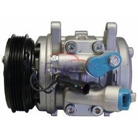 Compressor De Ar Condicionado Da Fiat Uno Mil 97/99