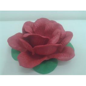 15 Rosas Porta Docinhos Ou Bombom Em Eva