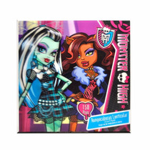 Rompecabezas Lenticular Monster High Marca Novelty