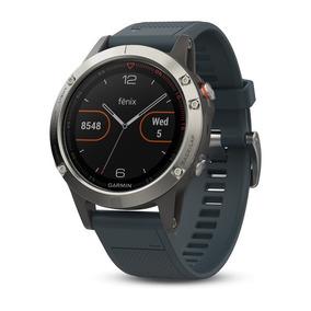 Garmin Fenix 5 Granite Blue Reloj Gps Multideportivo