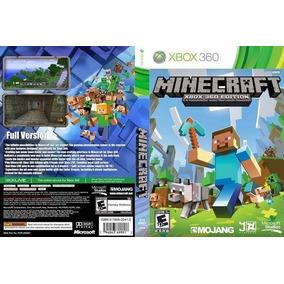 Minecraft Xbox 360 - Rgh Ou Xgd3