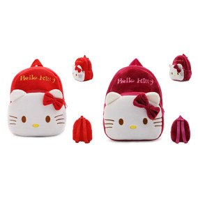 Mochila Hello Kitty Infantil