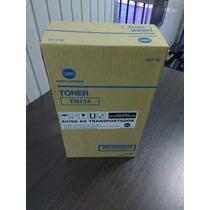Kit 2 Toner Minolta Tn 114 ( 2x 413g ) Original