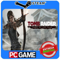 Tomb Raider Game Of The Year Edition Steam Cd-key Global