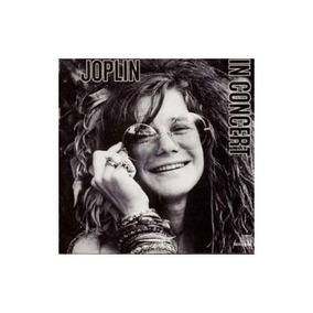Joplin Janis In Concert Importado Cd Novo