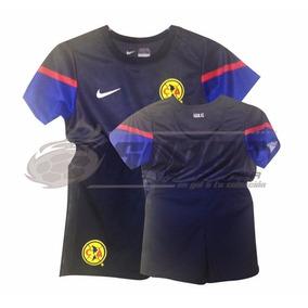 Nuevo Kit Nike Infantil America Barcelona 2012 2013 Niños