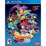 Shantae Half Genie Héroe - Ps Vita ( Nuevo )