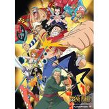 One Piece Crew Wallscroll Anime Pósters