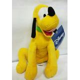 Pluto Disney Peluche 20 Cm Original Mickey Mause Con Envío!