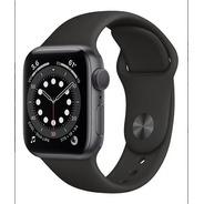 Apple Watch Series 6 44mm Novo Lacrado 1 Ano De Garantia
