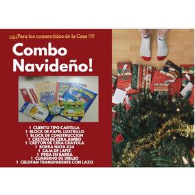 Kit De Manualidades Regalo Para Niños Navidad 2018