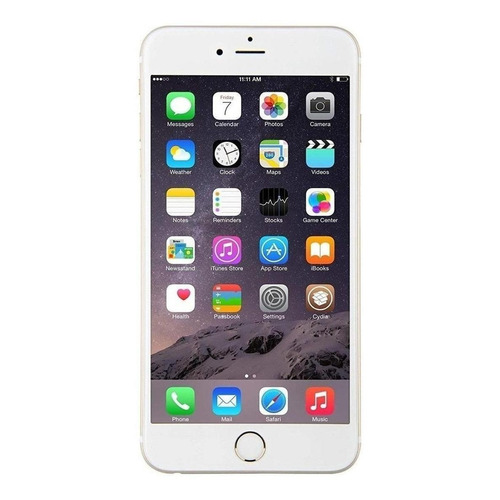 iPhone 6 Plus 128 GB ouro
