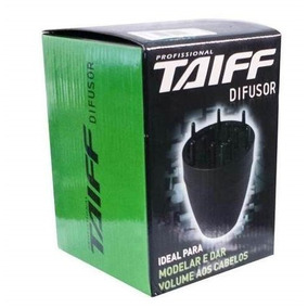 Difusor De Ar P/ Secador De Cabelos - Taiff Profissional