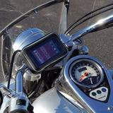 Soporte Celular/gps 6 Pulgadas Resistente Al Agua Moto/bici