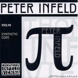 Corda Violino Thomastik Peter Infeld 3ª Re D Silver 4/4