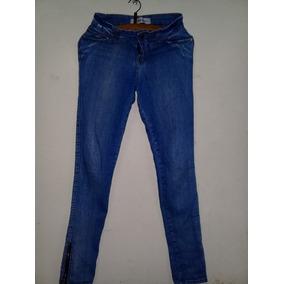 Jeans Dama Talle 36 Elastizado