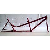 Kit De Quadro De Bicicleta Dupla Aro 26 Em Aço Carbono