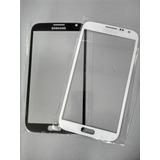 Mica Tactil Samsung Galaxy Note 2 N7100 Negro Y Blanco