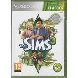 Los Sims 3 - Los Más Vendidos Xbox 360