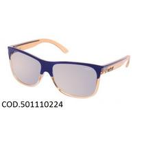 Oculos Solar Colcci Amber 5011 Cod. 501110224 Azul E Bege