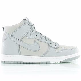 Botitas Botas Nike Dunk Cmft Prm Grises Nuevos