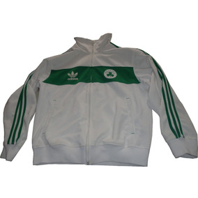 Basketball Campera Track Top Nba adidas Boston Celtics Orgl