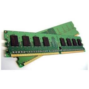 Memoria Ram Ddr2 1gb 533 667 800 Varias Marcas Pc Escritorio