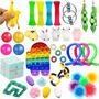40PCS/set-Among Rainbow