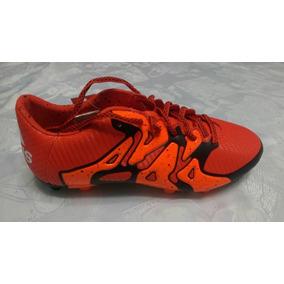 Zapatos De Futbol adidas Modelo X15.3 Fg/ag Totalmente Nuevo