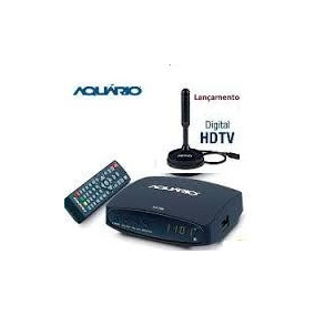 Kit Completo Conversor Digital Dtv7000 + Antenahdtv Dtv100s
