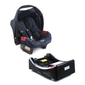 Kit Bebê Conforto + Base Auto Burigotto Touring Se Netuno