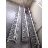 Torre De Aluminio Kit 12 Metros - 4 Tramos Y Accesorios