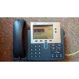 Telefono Ip Cisco 7940 Adaptador De Voltaje Incluido